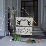 Istallazione Orto Botanico di Napoli - maggio 2013