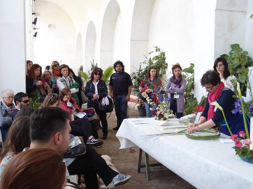 Planta III edizione - Orto Botanico di Napoli - maggio 2015